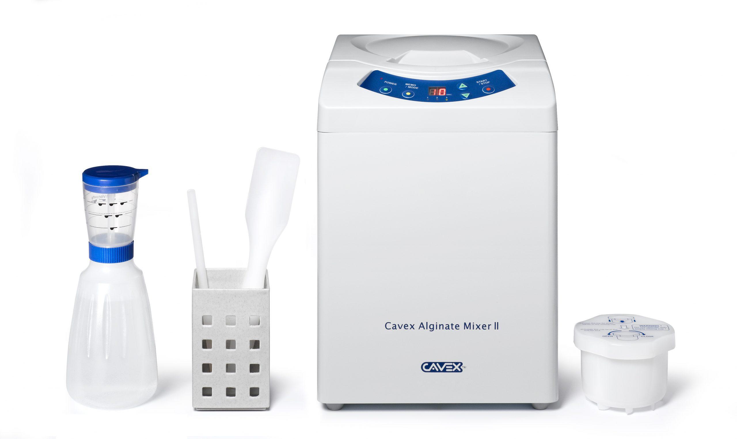 Cavex-Alginate-Mixer-II