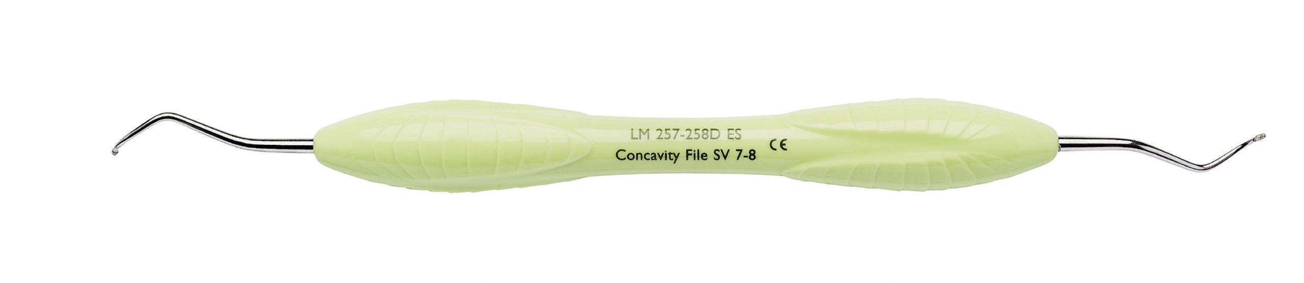 Concavity File SV 7-8 LM 257-258D ES-1